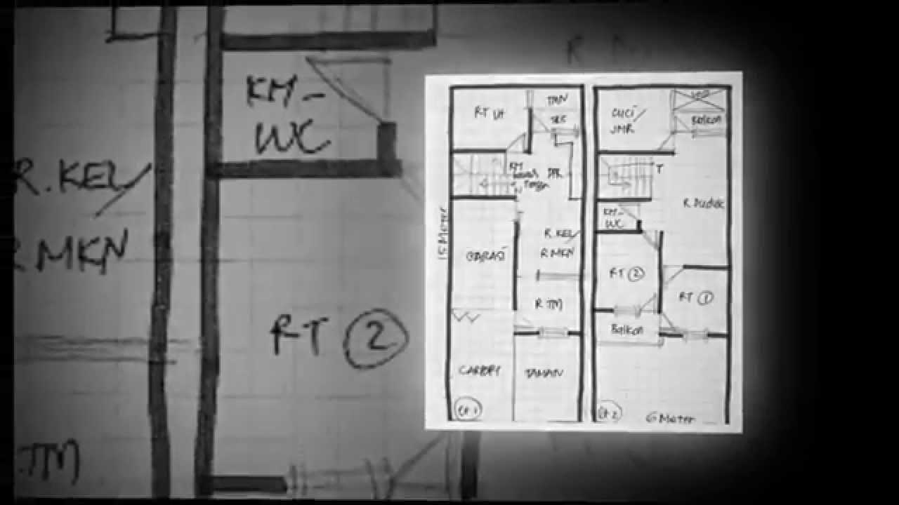 Video Desain Rumah Minimalis 6 X 15 YouTube