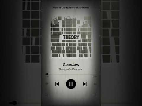 Glass Jaw By Theory of a Deadman &tell me if you want more music or gameplay