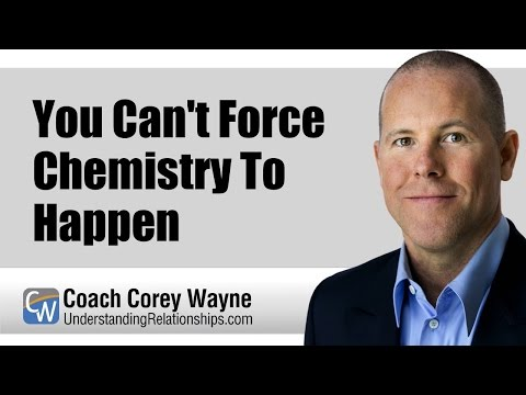You Can't Force Chemistry To Happen