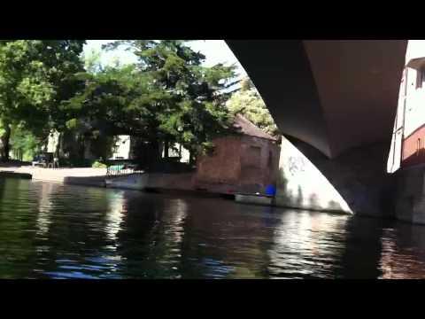 Punting Cambridge time lapse 16 08 12