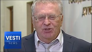Zhirinovsky: Breaking Relations With Russia Will Be Suicidal for Ukraine