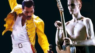 Queen Vs David Bowie - Under Pressure (Back Where I Was Mix)