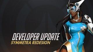 Developer Update   Symmetra Redesign (EN subtitles)