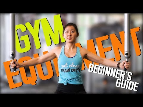 How To Use Basic Gym Equipment (Beginner's Guide) | Joanna Soh
