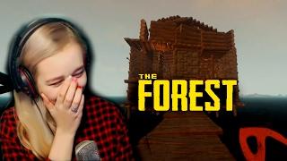 The Forest 0.55 КАК ПОСТРОИТЬ ЭЛИТНЫЙ ДОМ В КРЕАТИВНОМ РЕЖИМЕ ИЛИ РУКИ ИЗ ЖОПЫ СОВЕТЫ ОТ АДВЕНТУРЫ