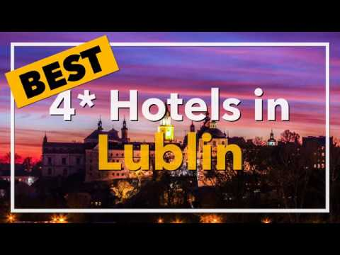 🔴 Best 4 Star Hotels In Lublin, Poland