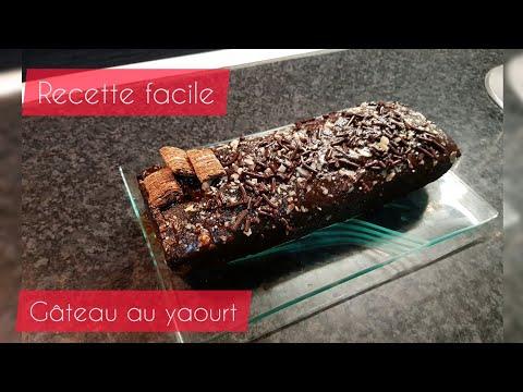 recette-facile-:-gâteau-au-yaourt