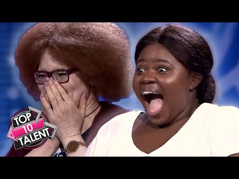 TOP 10 SENSATIONAL Singing Auditions And Performances On Idols South Africa! from YouTube · Duration:  33 minutes 21 seconds