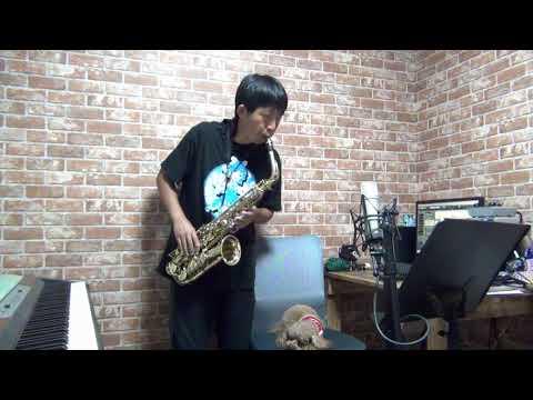 John Philip Sousa - The Washington Post - Alto Saxophone
