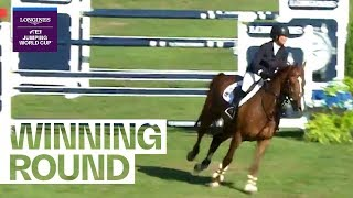 Beezie Madden takes it all! | Longines FEI Jumping World Cup™ NAL 2019/20 | North Salem (NY)