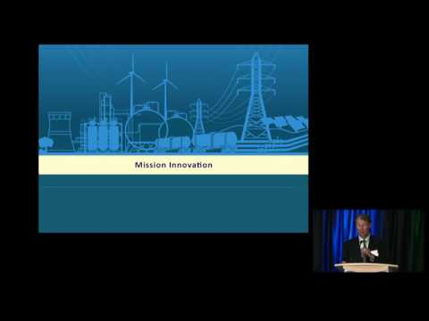Regional Clean Energy Innovation Summit - Keynote - Dr. Franklin Orr