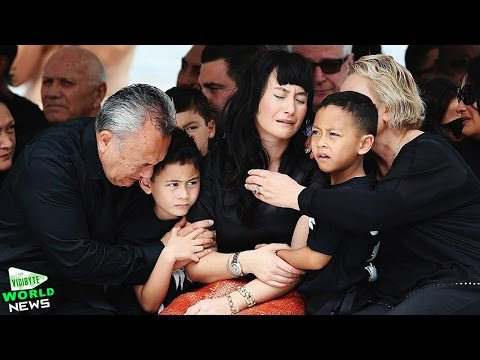 Heartbreaking Scenes from the Last Rites of Jonah Lomu || World News