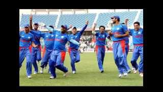 Song for Afghanistan cricket team  2015