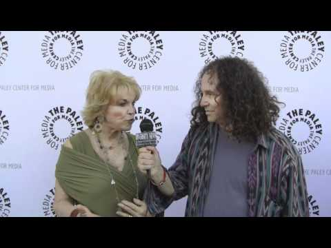 """Harrison Held Interviews Pat Mitchell, CEO of The Paley Center For Media at """"Debbie Reynolds: The Ex"""