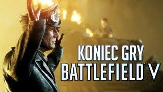 Battlefield V PL #8 - KONIEC GRY - Polski Gameplay / Zagrajmy w - 1440p