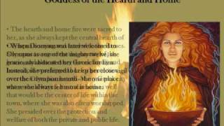 Hestia - The Greek Goddess of the Hearth and Home