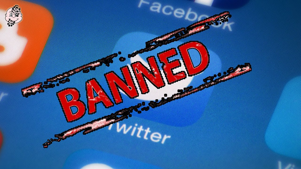 BANNED From TWITTER: You WOULDN'T BELIEVE WHY!! (well.. you would)