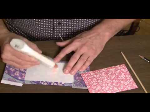 Learn About Working With Washi Paper In Origami
