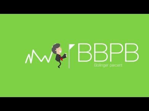 การใช้งาน Indicator Bollinger percent B (BBPB) by efin school