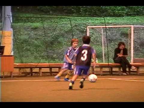 Kai At Naspa Soccer  (Football) School 2009