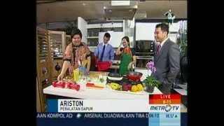 8 Eleven Show Cooking with Chef Kiky Ceria