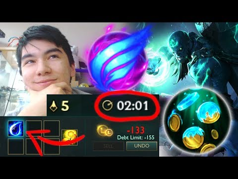 YOUMUUS | TEAR AT LV 1 WITH FUTURE MARKET RYZE CHEESE ! THIS MAKES DOUBLE TEAR VIABLE !
