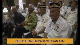 Khabar Dari Sabah: Beri peluang kepada veteran ATM