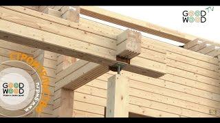 видео Что такое усадка деревянного дома?