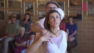 Pirmā deja: Vita un Lauris