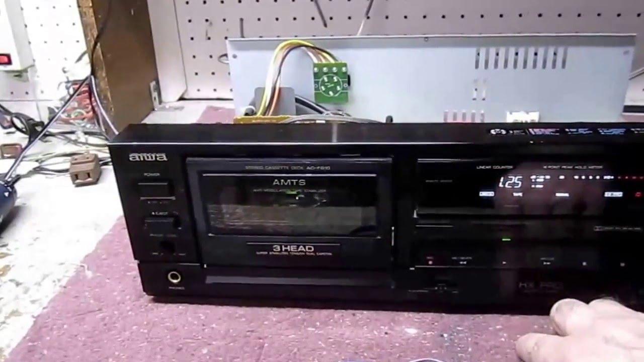 Belts Riemen Set für Akai CS-33 D Tape Deck Cassette Deck