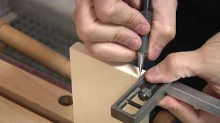122 - How To Make Hand Cut Half Blind Dovetails
