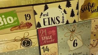 독일 dm 2018 Bio Advent Calendar…