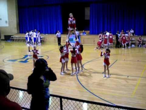 Solomon Middle School Cheerleaders
