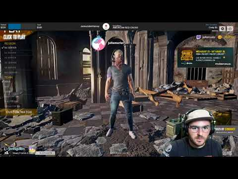 CHICKEN DINNER FOR HURRICANE RELIEF (duos/squads/custom)