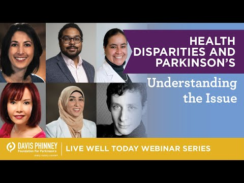 Health Disparities and Parkinson's: Understanding the Issue