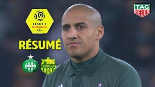 AS Saint-Etienne - FC Nantes ( 3-0 ) - Résumé - (ASSE - FCN) / 2018-19