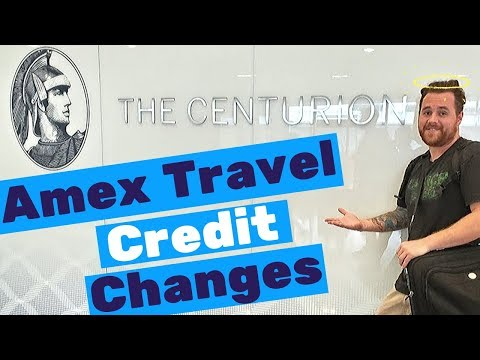 Using The Amex Airline Fee Credit: Important Updates! 2019 - FinanceBuzz