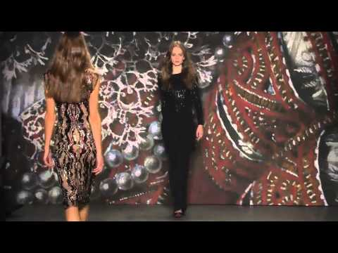 Jenny Packham | Fall Winter 2015/2016 Full Fashion Show | Exclusive