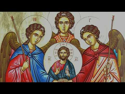 Feast Of Sts. Michael, Raphael And Gabriel, Archangels, September 29, 2020