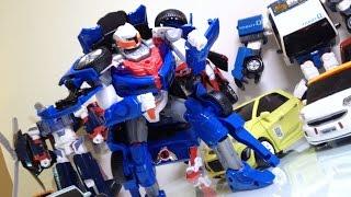 또봇 Tobot Y 자동차 로봇 변신 장난감 놀이 Tobot Transformer Play영실업 [라임튜브]