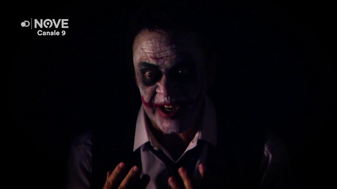 Crozza - Renzi è il malvagio Joker
