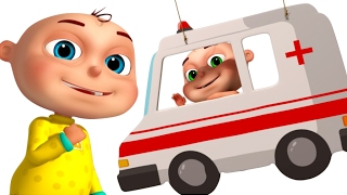 Repeat youtube video Five Little Babies Dressed As Drivers | Nursery Rhymes Collection | Cartoon Animation For Kids
