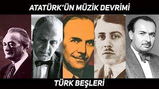 Atatürk ün müzik eğitimi için yurtdışına gönderdiği sanatçılar