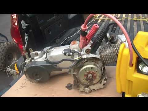 125cc Kasea Adventure Buggy assessment, $125 Craigslist deal,