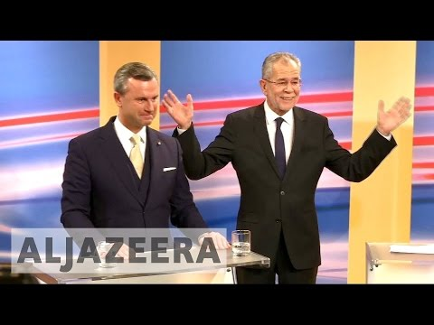 Left-leaning candidate wins Austrian election