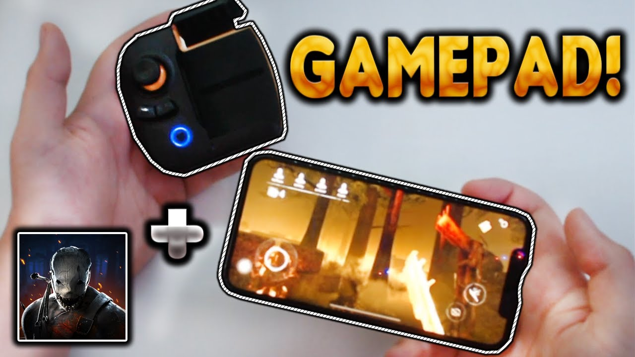 Playing DbdMobile on a Gamepad! (CONTROLLER) - Dead by Daylight Mobile