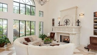 Awesome Fireplace Design Ideas, Home Fireplace Decorations, House Designs, Interior Designs.