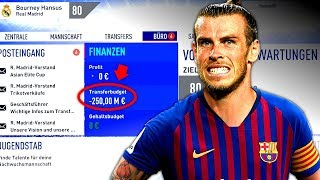 FIFA 19 : REAL IST BÖSE VERSCHULDET !!! ???? -250 MILLIONEN ☠️ Real Madrid Special Sprint To Glory
