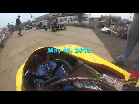 Jax Yohn Racing - Selinsgrove Speedway - May 16, 2015