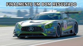 FINALMENTE UM BOM RESULTADO - Corrida de Mercedes AMG GT no Red Bull Ring | Gran Turismo Sport